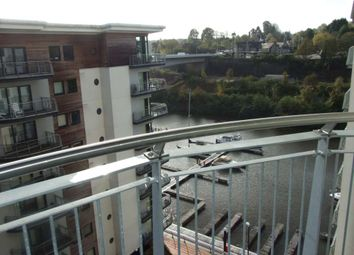 Thumbnail 2 bed flat to rent in Watkiss Way, Cardiff Bay, Cardiff