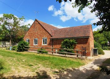 Thumbnail 4 bed barn conversion for sale in Worcester Road, Evesham