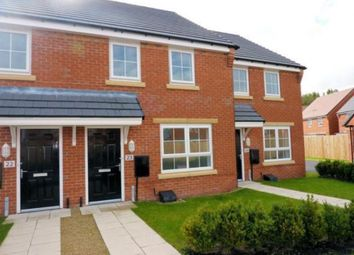 Thumbnail 3 bedroom mews house for sale in Willow Road, Thornton-Cleveleys