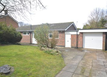 Thumbnail 3 bed detached bungalow to rent in Wallace Fields, Epsom