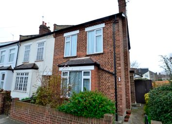 Thumbnail 3 bed end terrace house for sale in Gravel Road, Twickenham