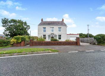 Thumbnail 3 bed detached house for sale in Mynyddbach, Rhiwfawr, Swansea