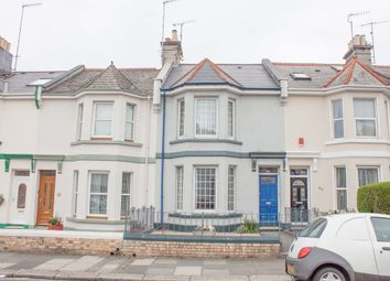 Thumbnail 3 bedroom terraced house for sale in St Levan Road, Stoke, Plymouth