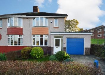 Thumbnail 3 bed semi-detached house for sale in Wood Lane, Sheffield, South Yorkshire