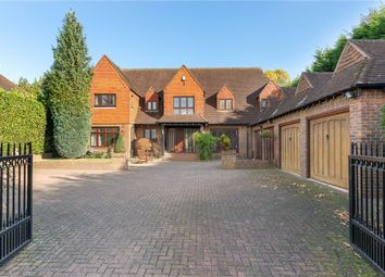 Thumbnail 5 bed detached house to rent in The Gardens, Esher, Surrey