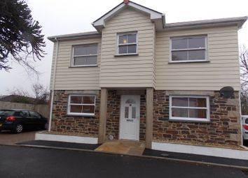 Thumbnail 4 bed detached house to rent in The Oaks, Kings Road, Camborne, Cornwall