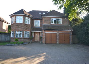 Thumbnail 6 bed detached house for sale in The Quadrant Courtyard, Quadrant Way, Weybridge