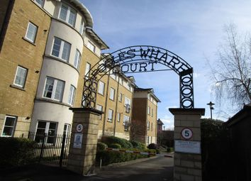 Thumbnail 2 bed flat to rent in Pooles Wharf Court, Bristol