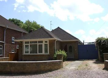 Thumbnail 3 bed bungalow to rent in Oundle Road, Orton Longueville, Peterborough
