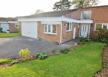 Thumbnail 3 bed detached bungalow to rent in Grange Lane, Thurnby, Leicester