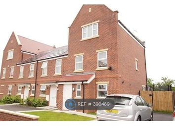 Thumbnail 4 bed end terrace house to rent in Church Drive Shirebrook, Mansfield
