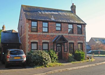 Thumbnail 5 bedroom detached house for sale in Nelson Close, Wallingford
