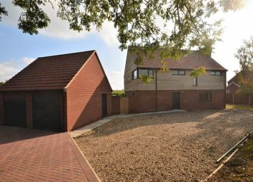 Thumbnail 4 bed property for sale in Toad Lane, Great Plumstead, Norwich