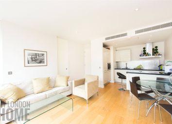 Thumbnail 1 bed flat to rent in Hepworth Court, Grosvenor Waterside, Chelsea, London