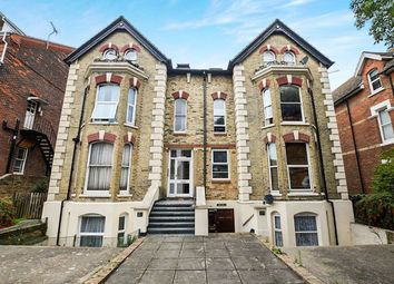 Thumbnail 2 bed flat for sale in Christ Church Road, Folkestone