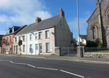 Thumbnail 2 bed semi-detached house to rent in Great North Road, Milford Haven