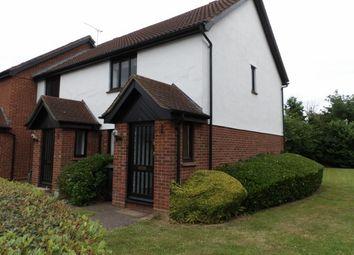 Thumbnail 2 bed maisonette to rent in Gilson Close, Chelmer Village, Chelmsford