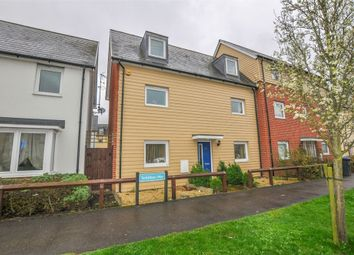 Thumbnail 4 bed end terrace house for sale in Torkildsen Way, Harlow, Essex