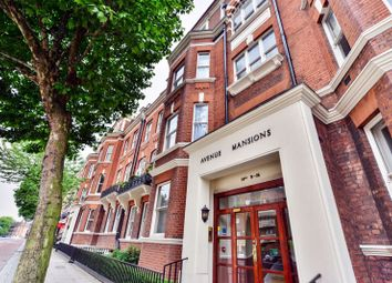 Avenue Mansions, Finchley Road, Hampstead, London NW3. 4 bed flat