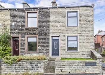 Thumbnail 2 bed end terrace house for sale in Blackthorn Terrace, Bacup, Rossendale, Lancashire