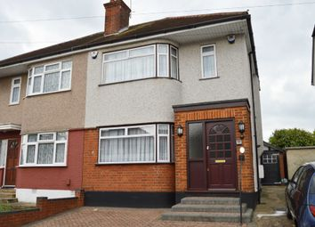 Thumbnail 3 bed semi-detached house for sale in Carter Close, Collier Row, Romford