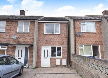 Thumbnail 2 bedroom end terrace house for sale in Merlin Road, Oxford