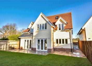 Thumbnail 5 bed detached house for sale in Middle Street, Clavering, Nr Saffron Walden, Essex