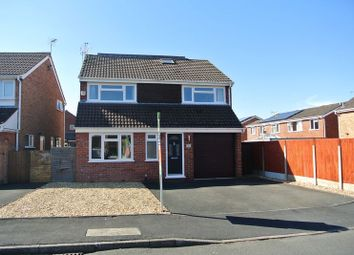 Thumbnail 5 bed detached house to rent in Oakfield Road, Shifnal, Shropshire.