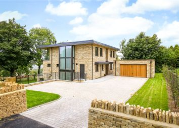 Thumbnail 4 bedroom detached house for sale in Amberley Ridge, Rodborough Common, Stroud, Glos