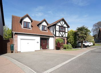 Bramley Close, Sandford, Winscombe BS25. 4 bed detached house for sale