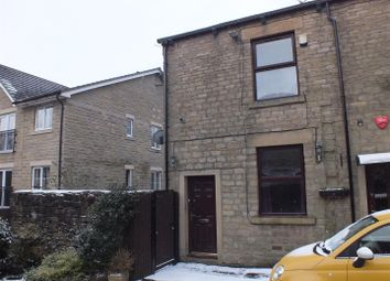 Thumbnail 2 bed end terrace house to rent in Off, Grove Road, Millbrook, Stalybridge