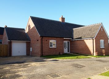 Thumbnail 3 bed detached bungalow for sale in Fakenham Road, Wells-Next-The-Sea