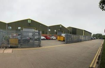 Thumbnail Light industrial to let in Units X & Y, Riverside Industrial Estate, Fazeley, Tamworth, Staffordshire