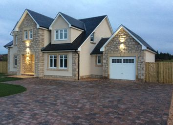 Thumbnail 4 bed detached house for sale in Croy, Kilsyth, Glasgow