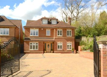 Thumbnail 5 bed detached house for sale in Evansdale, Hadley Wood