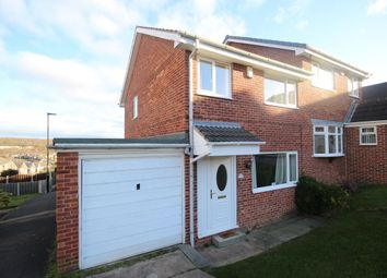 Thumbnail 3 bed semi-detached house for sale in Yoredale Avenue, Chapeltown, Sheffield
