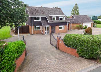 Thumbnail 4 bed detached house for sale in Rose Cottage, Clattercut Lane, Chaddesley Corbett, Kidderminster