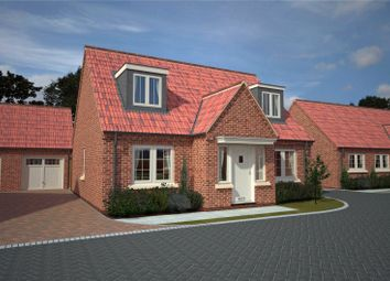 3 bed bungalow for sale in The Old Dairy, Pennyfields PE11