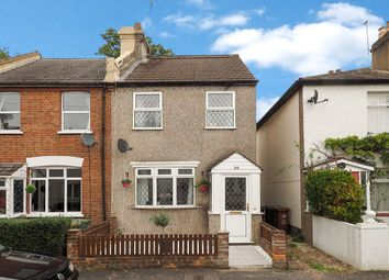 Thumbnail 2 bed terraced house for sale in Station Road, Carshalton