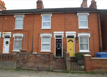 Thumbnail 2 bed property to rent in Cemetery Road, Ipswich