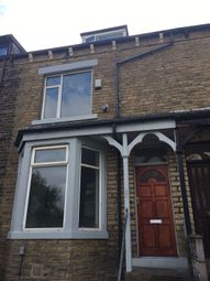 Thumbnail 4 bedroom terraced house for sale in Lister Avenue, Bradford