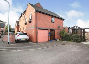 Thumbnail 2 bed semi-detached house for sale in Evans Croft, Fazeley, Tamworth, Staffordshire
