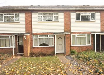 Thumbnail 2 bed terraced house for sale in Lynton Close, Warwick