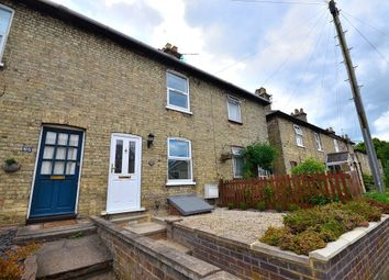 Thumbnail 2 bed terraced house to rent in Mill Road, Royston, Herts
