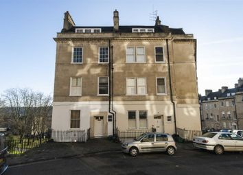 Thumbnail 2 bed flat to rent in Portland Place, Bath