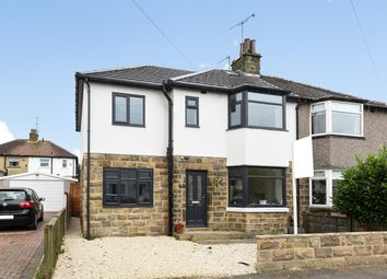 Thumbnail 4 bed semi-detached house for sale in Tarn View Road, Yeadon, Leeds