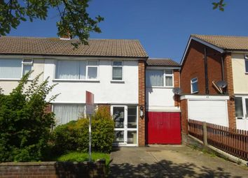 Thumbnail 4 bed semi-detached house for sale in Aldercroft Road, Ipswich