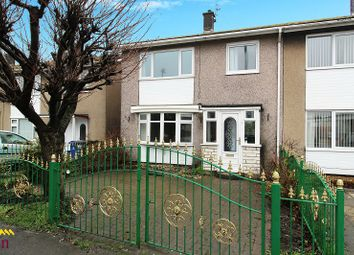 Thumbnail 3 bed end terrace house to rent in Bankwood Lane, Rossington, Doncaster