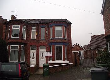 Thumbnail 3 bed semi-detached house to rent in Mellor Road, Prenton