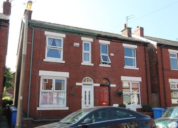 Thumbnail 3 bedroom semi-detached house for sale in Winifred Road, Stockport